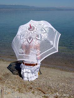 parasol white