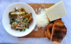Salată de inimi de anghinare cu quinoa