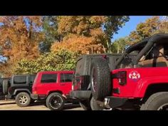 Wheeling at Sayersbrook with MWJT and enjoying the Fall colors. --------------------------------------------- --------------------------------------------- #Axleboy #offroad #Jeep #wrangler #cherokee #sayersbrook #kcco #fall #autumn #stl #stpeters #jeepshop #jeepthing #jeeplife #missouri #black #red