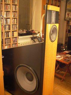 Lampizator Project13 speakers