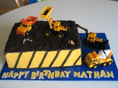 construction cakes - Bing Images