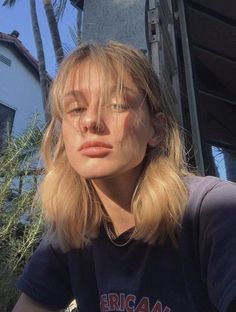 Cut My Hair, New Hair, Hair Inspo, Hair Inspiration, Medium Hair Styles, Curly Hair Styles, Short Hair With Bangs, Wispy Bangs, Short Brown Hair