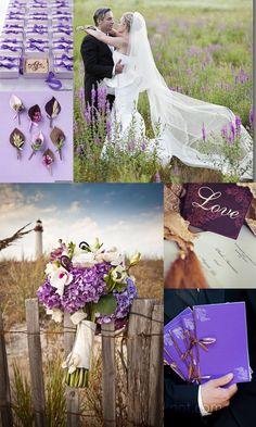 Lavender Fields Wedding