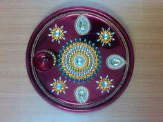 manufacturers  of  aarti thali  puja  thali pooja  thali  decorative  th...