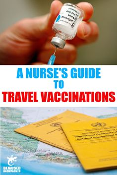The ultimate professional guide on what vaccinations you need (and which ones you don't) for travelling the world.