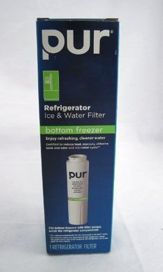 Pur Refrigerator Ice