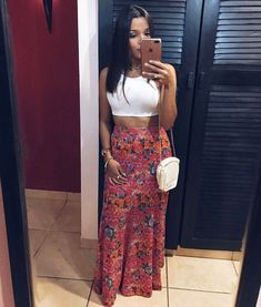 3f582aff Alice, Casual Wear, Stylists, Instagram, High Waisted Skirt, Two Piece Skirt