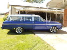 """'65 Ford Falcon Futura Station Wagon~ On Cooper's """"Wish List for Christmas 2014"""""""