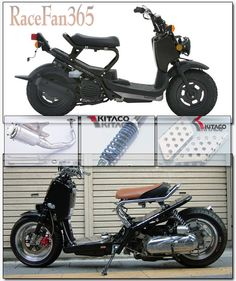 Ruckus kit bike