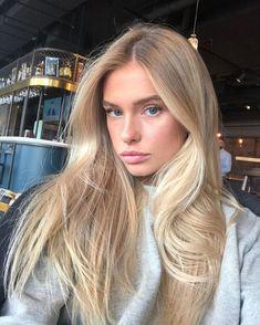 Blonde Hair Looks, Brown Blonde Hair, Long Blond Hair, Golden Blonde Hair, Medium Blonde, Short Hair, Blonde On Blonde, Girls With Blonde Hair, Blonde Hair Outfits