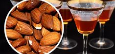Almond, Drinks, Food, Salads, Drinking, Beverages, Essen, Almond Joy, Drink