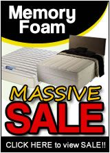Treat yourself to a cool memory foam bed. we did and we love it