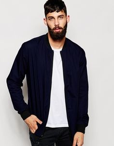 Only & Sons Zip Up Shirt