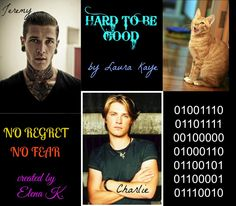 I don't read m/m but the hard ink guys feel like family so I'm glad to see these two get their hea! @laurakayeauthor