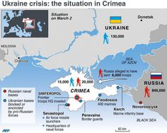 US Official Claims 6,000 Russian Troops In Complete Control Of Crimea - Crisis Map Update | Zero Hedge