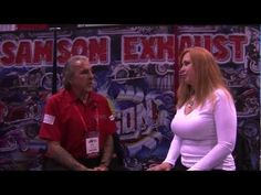 Kenny Price from Samson Exhaust with Two Wheel Thunder Tv.MOV