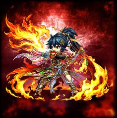 Unit Details: Blazing Phoenix Feng - Gumi Forums