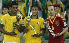 Confederations Cup Final: Brazil overwhelms Spain, wins 3-0