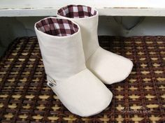 cute boot pattern