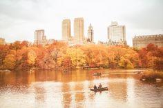 New York City -  Autumn - Central Park