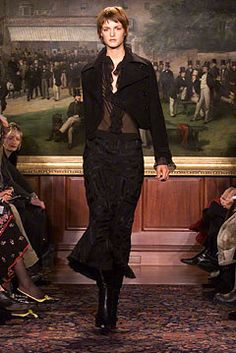 Ralph Lauren Fall 2002 Ready-to-Wear Collection Photos - Vogue