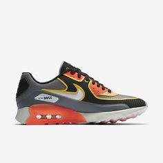 Cheap Nike Air Max 90 Ultra 2 Si Cool Grey Black Total Crimson Light Bone Sale Nike Air Max Trainers, Cheap Nike Air Max, Men's Sneakers, Air Max 90, Nike Free, Kicks, Grey, Life, Collection