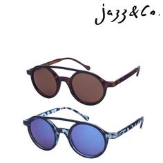 Pra quem busca um óculos cheio de estilo  Jazz & Co. | modelo Jean  #soujazz #sunglasses #eyewear #lojajazz #shades #style #ootd