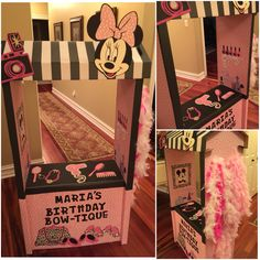 110 Best Minnie Mouse Decorations Images Mickey Mouse Parties