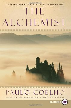 """""""The Alchemist"""" by Paulo Coelho. One of my favorite books of all time. And definitely a book that I think everyone should read! This Is A Book, I Love Books, Great Books, The Book, Books To Read, My Books, Amazing Books, Reading Lists, Book Lists"""