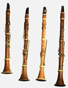Chalumeau Range | Clarinets were common in orchestras by about 1780. Early works ...