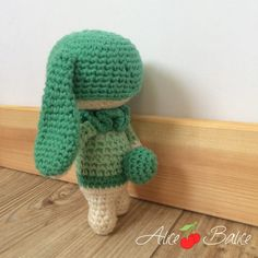 Tiny Lalylala | amigurumi crochet | tuto crochet gratuit Crochet Amigurumi, Amigurumi Patterns, Crochet Hats, Panda, Hello Kitty, Alice, Couture, Diy, Creative