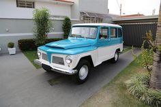 Ford Rural,6 cyl.,4x4 from BRASIL...maravilhosa!!! Até eu que sou mais bobo quero uma...kkkkkk