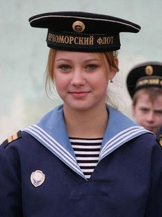 DMP-F47 FEMALE RUSSIAN SAILOR | Flickr - Photo Sharing!
