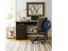 Smartstuff Furniture   Paula Deen Guys Henry's Desk Chair