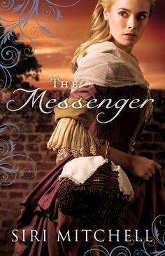 Siri Mitchell - The Messenger #awordfromJoJo #books