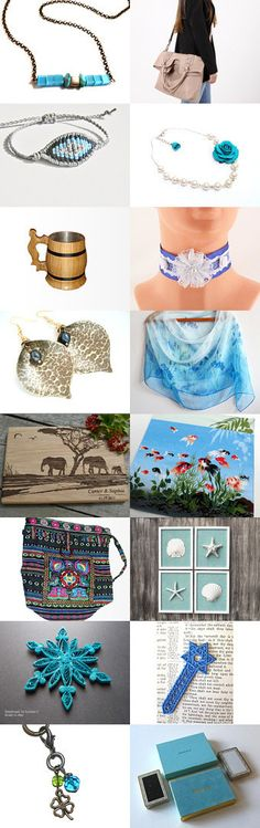 Light blue for you! by Morena Pirri on Etsy--Pinned with TreasuryPin.com