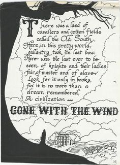Il 3 maggio 1937 Margaret Mitchell vince il Premio Pulitzer per il romanzo Via col vento. Altro che sigla di Porta a porta.