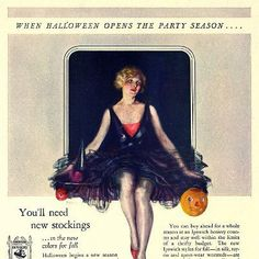 vintage halloween ephemera | The Witch of Stitches: Hallows Everyday 8