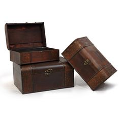 Lucky Clover Trading Voyage Collection Dandelion Storage Box (Set of Three) $36.00