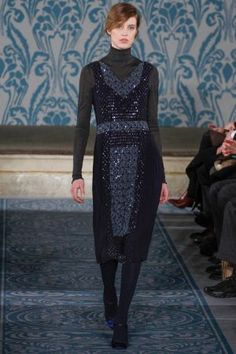 Tory Burch Fall 2013 RTW collection