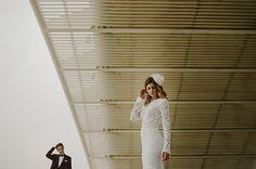 Gorgeous wedding dresses & dashing groom attire  See more on Love4Weddings  http://www.love4weddings.gr/wedding-dresses-groom-attire/  Photography by Fer Juaristi   http://ferjuaristi.com/