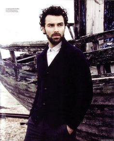 Aidan Turner - The Article (page 10) | Flickr - Photo Sharing!
