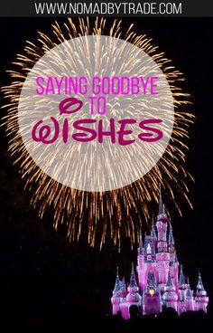 Wishes has been entertaining guests at the Magic Kingdom in Disney World for 13 years. It's being replaced soon, but before a new fireworks spectacular takes over, let's take a look back at the best of Wishes. Orlando, Florida