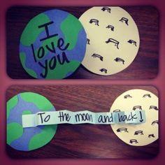 te amo de la luna