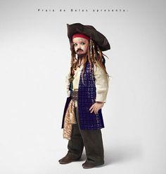 Mini Jack Sparrow