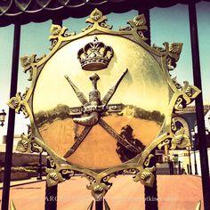 Sultan's Palace, Oman.