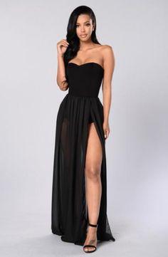 exhibit A dress from fashionnova