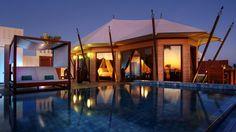 """Beachfront Pool Villa"" Bild Hotel Banyan Tree Al Wadi in Ras al Khaimah Ras Al Khaimah, Beach Resorts, Hotels And Resorts, Luxury Hotels, Hotel 10, Spa Luxe, Desert Resort, Beste Hotels, Luxury Escapes"