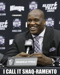 Shaq becomes a minority owner of the KINGS! - http://weheartlakers.com/nba-funny-meme/shaq-becomes-a-minority-owner-of-the-kings