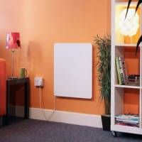 Great slimline energy saving eco panel heater. Simple DIY install and creates more space in the room. Operates at 230W to 460W and will save up to 70% on your energy bill.